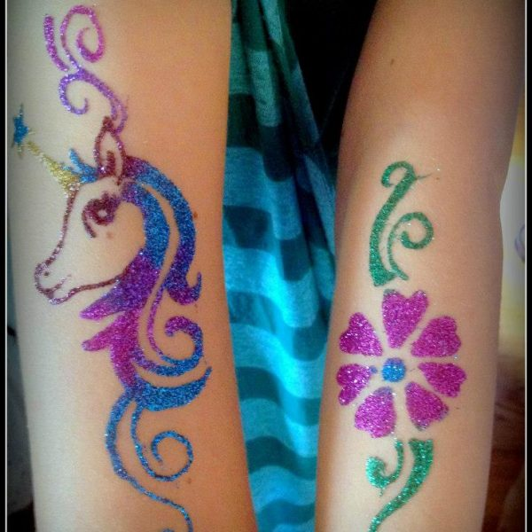 Tattoo For Birthday Party