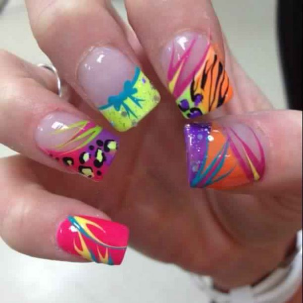 Nail Artist For Birthday Party